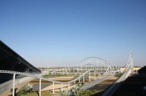 Abu Dhabi, Uni Emirat Arab – Formula Rossa, Ferrari Dunia